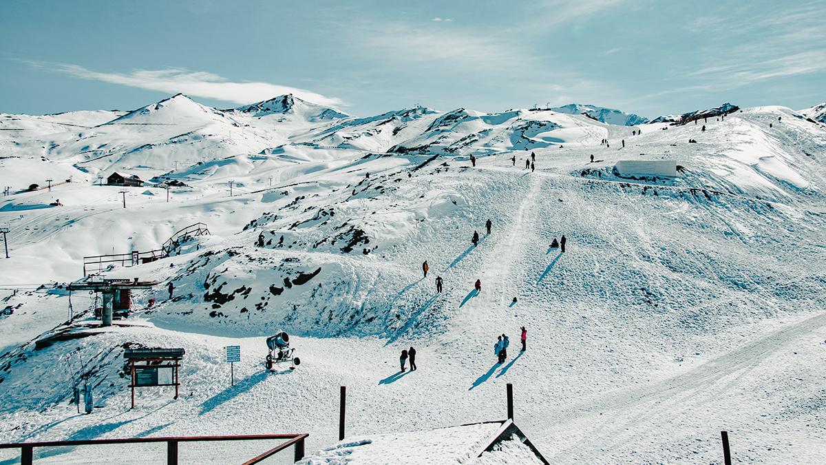 Roteiro de inverno no Chile